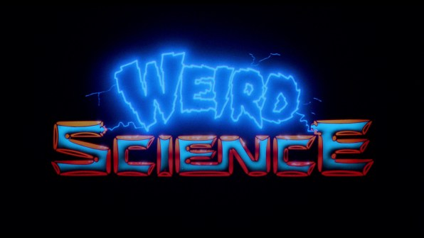 Weird Science radio spots