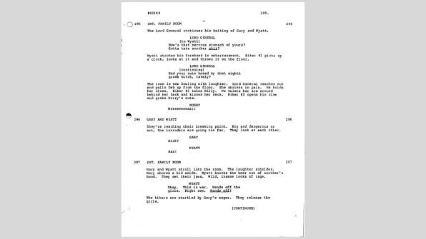 Weird Science script gallery 2