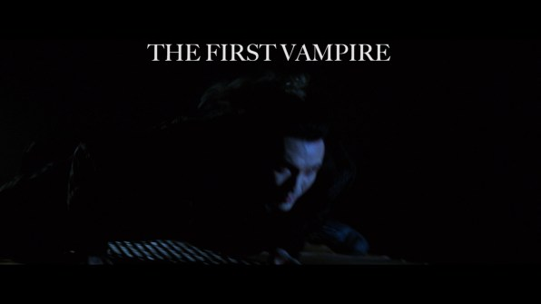 The First Vampire Feature
