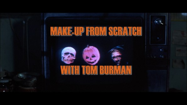 Make-up from Scratch with Tom Burman