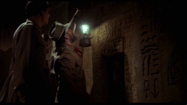 Blood from the Mummy's Tomb trailer #2 cap 1