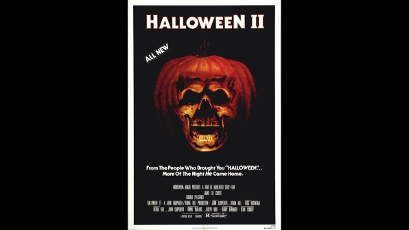 Halloween II poster and lobby cards 1