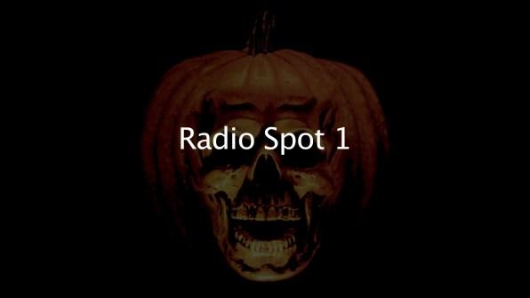 Halloween II radio spots