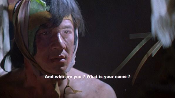 Who Am I? screencap