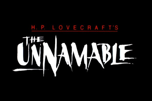 The Unnamable Trailer