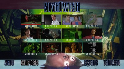 Nightwish Blu-ray Chapter Menu