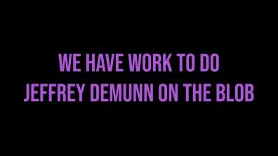 The Blob Jeffrey DeMunn interview 1