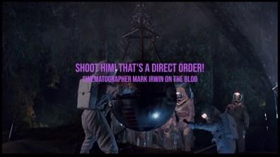 The Blob Mark Irwin interview 1