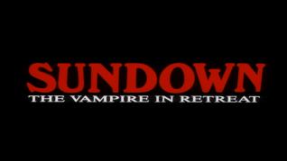 Sundown: The Vampire in Retreat cap 1