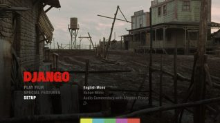 Django UHD Setup Menu
