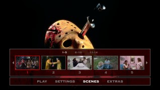 Friday the 13th: The Final Chapter Scenes Menu