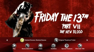Paramount Pictures Friday the 13th Part VII: The New Blood Blu-ray Extras Menu 5