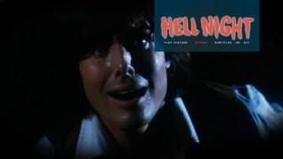 Hell Night Blu-ray Menu