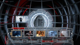Mission: Impossible Blu-ray Scenes Menu