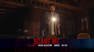 Scare Me Blu-ray Menu