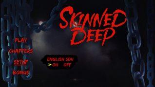 Skinned Deep Blu-ray Setup Menu