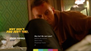 Why Don't You Just Die? Blu-ray Extras Menu 1