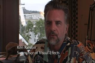 ILM Visual Effects SupervisorKen Ralston Interview