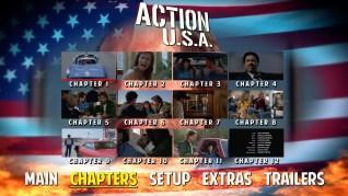 Action U.S.A. Blu-ray Scenes Menu