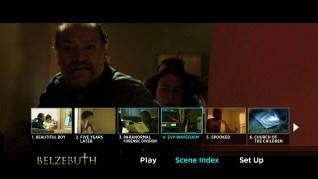 Belzebuth Blu-ray Scenes Menu