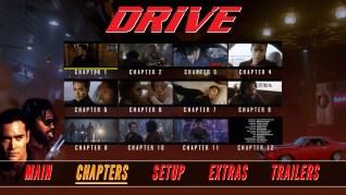 Drive Blu-ray Chapters Menu