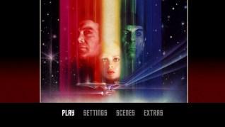 Star Trek: The Motion Picture Blu-ray Menu