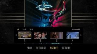 Star Trek III: The Search for Spock Blu-ray Scenes Menu