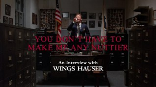 Tough Guys Don't Dance Wings Hauser interview