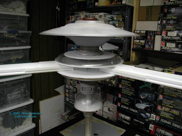 On The Bench 181b: Mike Anderson's K-19 Space Station ...