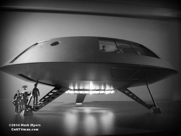 Mark Myers' Jupiter 2 – CultTVman's Fantastic Modeling