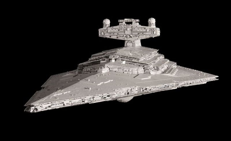 Revell Is Releasing The Zvezda Star Destroyer CultTVman