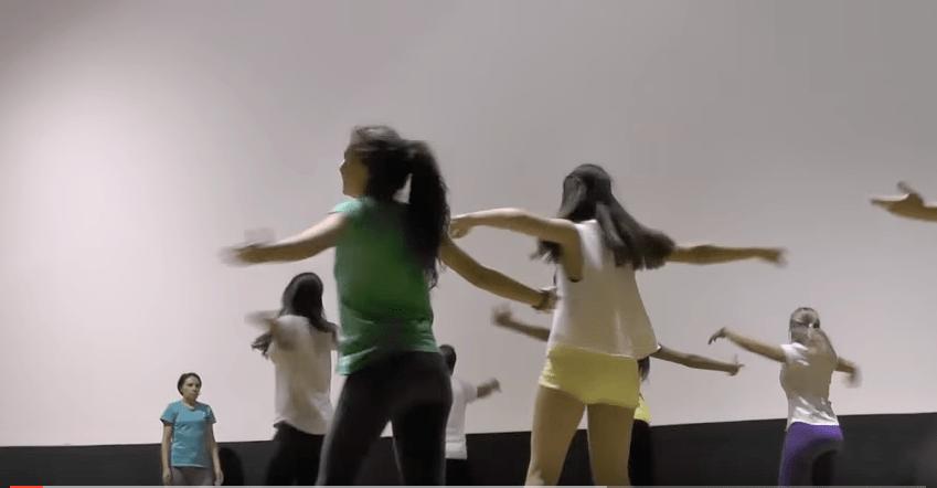 Taller danza Jerez de los Caballeros
