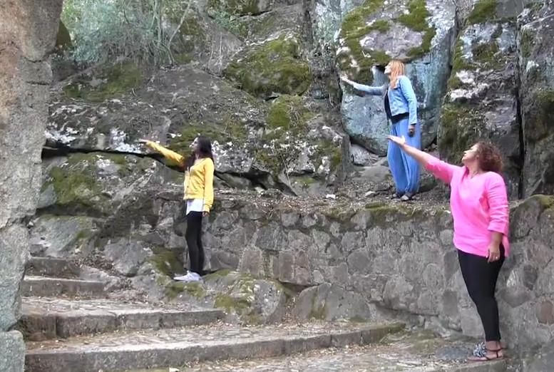 Alburquerque en danza | video-danza