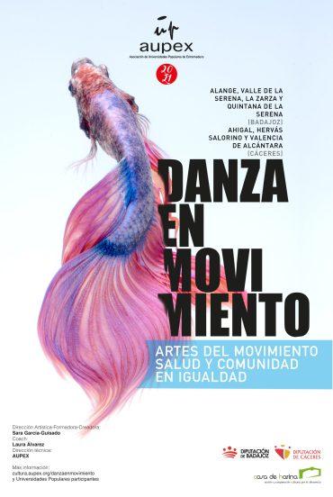 La campaña Danza en Movimiento vuelve a la provincia de Badajoz con una propuesta novedosa en cuatro pueblos