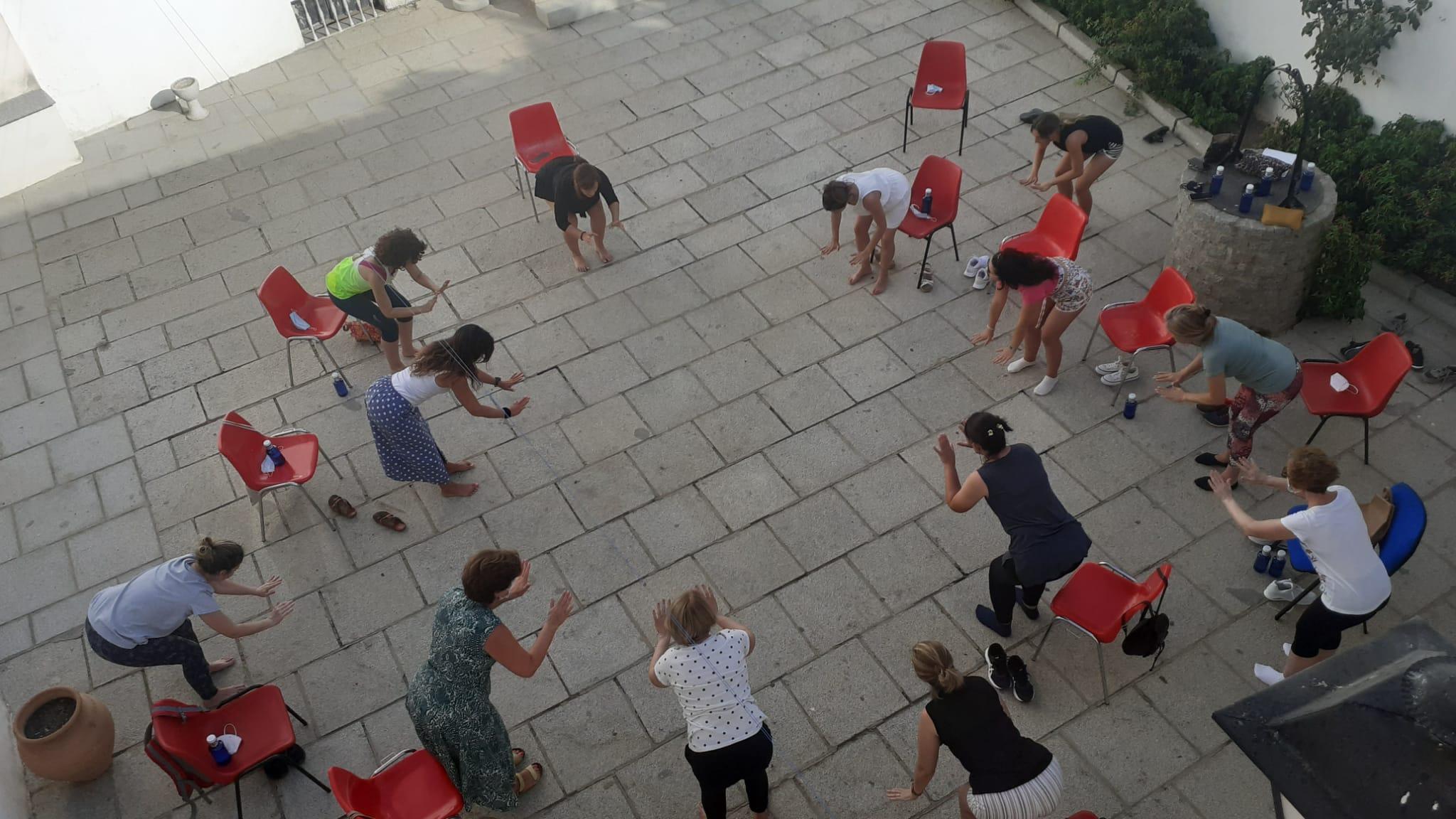 Ya está en marcha la campaña Danza en movimiento en ocho Universidades Populares extremeñas