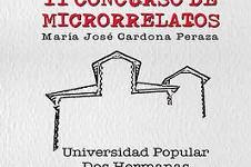 II Concurso de Microrrelatos María José Cardona Peraza