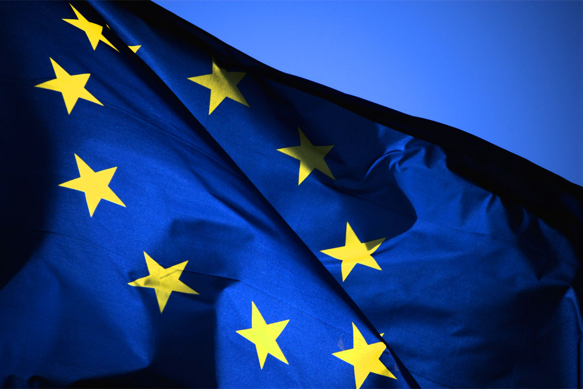Bandiera Europea: L'Europa e le 12 stelle
