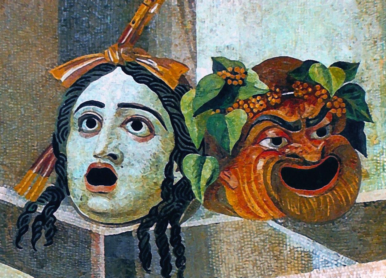 Risultati immagini per il teatro antico romano immagini in jpg