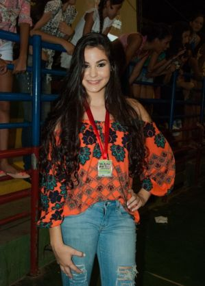 Musa do Futebol dos Artistas. Foto: Jorge Ney Batista