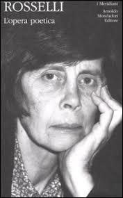 Amelia Rosselli L'Opera Poetica