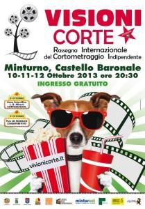 Visioni Corte Manifesto 2013