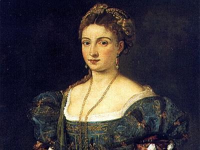 """""""La Bella"""" di Tiziano torna a Venezia"""