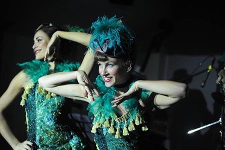 Rome Burlesque Festival, dal 13 al 15 dicembre