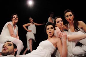 Roma Fringe Festival - Il Folle ed il Divino