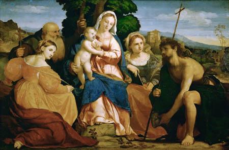 Bergamo, Palma il Vecchio esposto dal 13 marzo