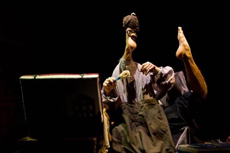 Roma Fringe Festival #Vistipervoi  Monsieur David: a piedi non inquino