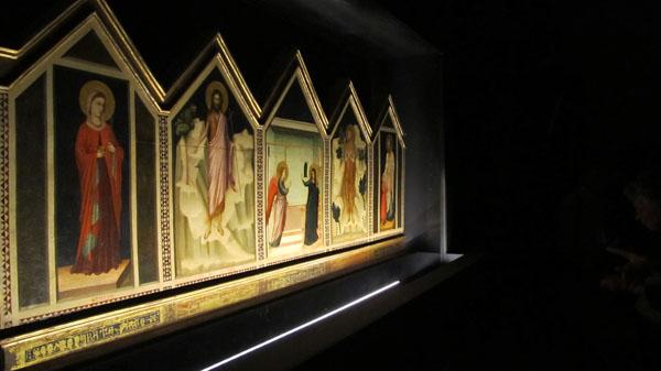 Milano Giotto l'Italia