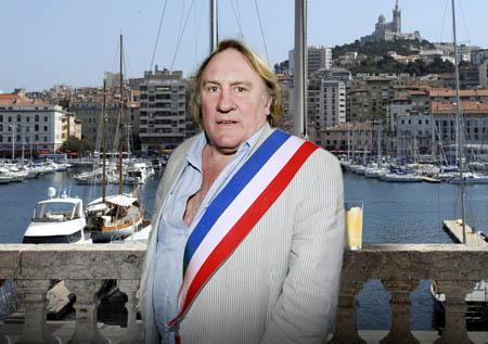 Gerard Depardieu 00 Marseille