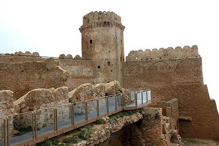 Cosenza Castello di Le Castella - Scorcio con Torre