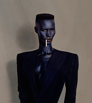 Jean-Paul Goude 03 Grace Jones